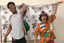 Watch Desiigner and Nardwuar Discuss Ad-Libs and Kanye West Studio Sessions
