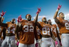 New Texas Longhorns Football Coach Evaluates His Players' Urine