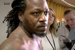 "Adam ""Pacman"" Jones Yells At Reporter For Asking About His Off-Season Arrest"