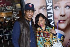 Tiny Serves T.I. With Divorce Papers