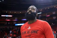 Twitter Roasts Harden, Rockets For 39-Point Blowout Loss In Game 6