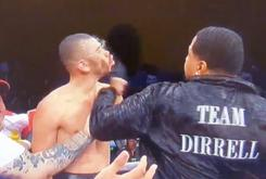 Boxer Andre Dirrell's Uncle Wanted By Police For Sucker Punching His Opponent