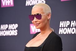 """Amber Rose Compared To """"Rapper Hoe"""" By British Columnist"""