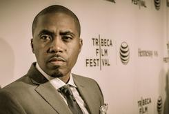 """Nas Performs """"One Mic"""" On A Vintage Recording System For PBS Series"""