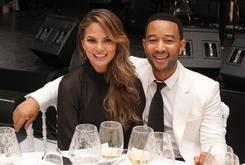 Chrissy Teigen Had Sexy Surprise For John Legend On Father's Day