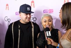 "Rob Kardashian ""Threatened To Kill Himself,"" Says Blac Chyna"