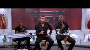 "TGT (Tank Ginuwine & Tyrese) ""Perform ""I Need"" Live On The Couch "" Video"