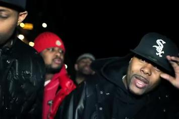 "Memphis Bleek ""Hustle Money"" Video"
