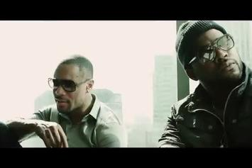 """David Banner Feat. Tank """"Let Me In"""" Video"""