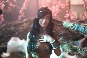 """Rihanna """"Behind The Scenes #3 of """"Where Have You Been"""""""" Video"""