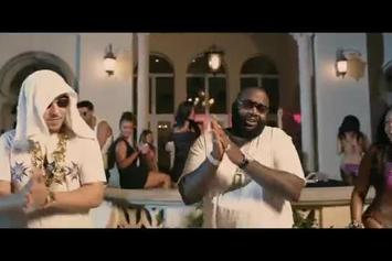 """French Montana Feat. Rick Ross, Lil Wayne, and Drake  """"Pop That (Official Video - Explicit Version) """" Video"""