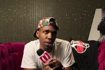 "Curren$y ""Talks On Current Projects"" Video"
