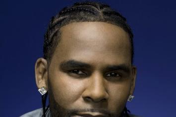 R. Kelly To Headline Pitchfork Music Festival