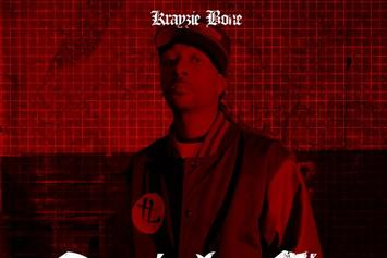 "Krayzie Bone Reveals Artwork, Tracklist, & Snippets For ""The Quick Fix: Level 1"""