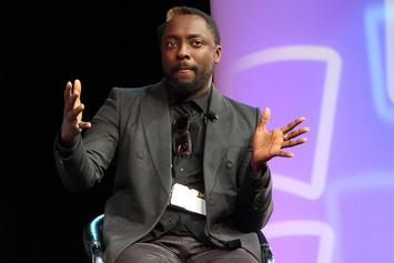 """Release Date & Cover Art Revealed For Will.i.am's """"#Willpower"""""""