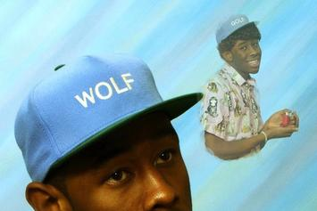 "Album Stream For Tyler, The Creator's ""Wolf"""