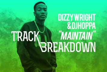 "Talking To Dizzy Wright &  DJ Hoppa On ""Maintain"""