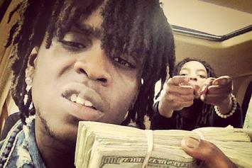 "Chief Keef ""Rejected By McDonald's"" Video"