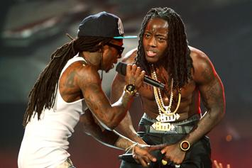 "Birdman Gives Ace Hood & Future Gold Plaques For ""Bugatti"" & Lil Wayne's ""IANAHB2"" Goes Gold"
