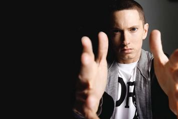 Eminem Turned Down A Leading Film Role Because It Wasn't Shot In Detroit