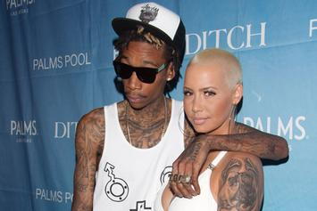 """Wiz Khalifa On Amber Rose's Twerk Video: """"What Did You Do That For?"""""""
