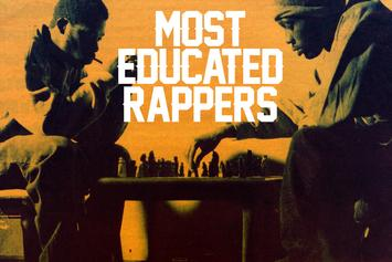 Most Educated Rappers