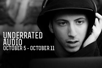 Underrated Audio: October 5- October 11