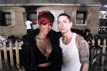 "Eminem To Release New Single With Rihanna ""The Monster"" Next Week"