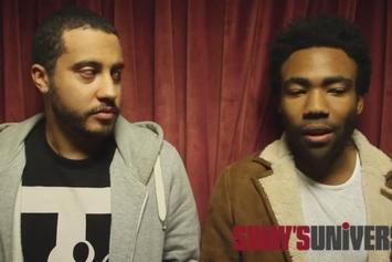 Childish Gambino Discusses Working With Kid Cudi