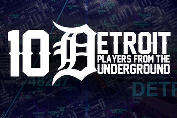 10 Detroit Players From The Underground