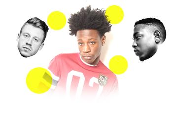 Joey Bada$$ Weighs In On The Grammy's Kendrick Lamar Vs. Macklemore Debate