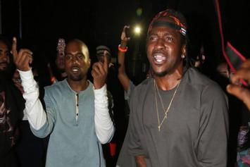 "Kanye West Announces Australian ""Yeezus"" Tour Dates With Pusha T [Update: European Dates Added]"