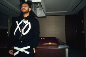 The Weeknd's Spring 2014 XO Clothing Collection Drops Tomorrow