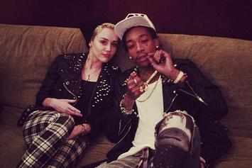 """Wiz Khalifa Discusses """"Blacc Hollywood"""" and Smoking Pot With Miley Cyrus"""