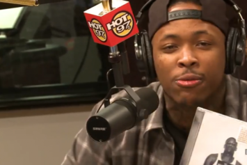 "YG's ""Funkmaster Flex"" Freestyle"