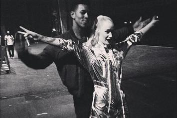 Nude Selfie Appears To Be Iggy Azalea & Nick Young, Couple Confirm It's Not Them