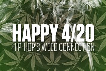 Happy 4/20: Hip-Hop's Weed Connection