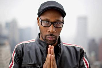 """RZA Says Nobody Else In Wu-Tang Clan Has Heard """"Once Upon A Time In Shaolin"""""""