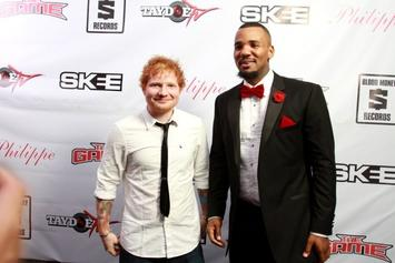 The Game Working On Joint Album With Ed Sheeran