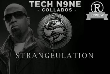 "Review: Tech N9ne's ""Strangeulation"""