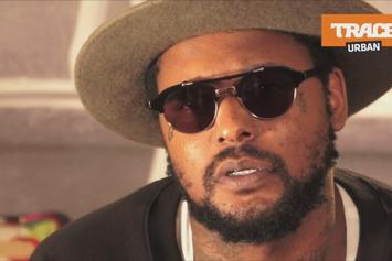 """Schoolboy Q Talks """"Flip On You"""" With 50 Cent"""