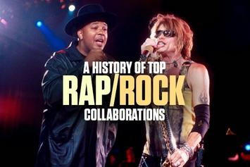 A History Of Top Rap/Rock Collaborations