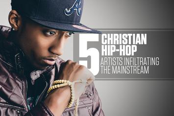 5 Christian Hip-Hop Artists Infiltrating The Mainstream