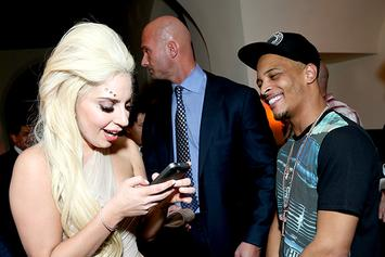 "T.I. Taps Lady Gaga For ""New National Anthem"""