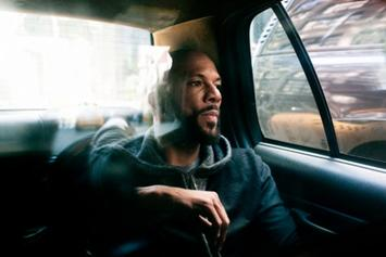 "Common Shares Artwork For ""Nobody's Smiling"" Featuring G Count And King Louie [Update: Official Standard/Deluxe Covers Released]"