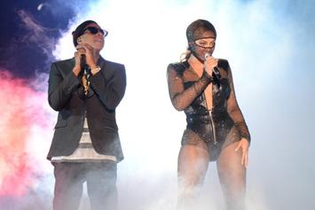 "Beyoncé & Jay Z Kick Off ""On The Run Tour"" in Miami"