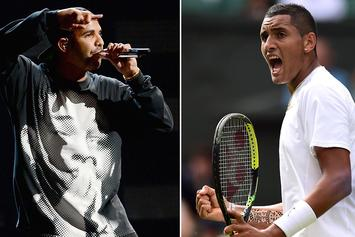 Tennis Player Nick Kyrgios Blames Slow Start On Drake's Music, Drake Responds