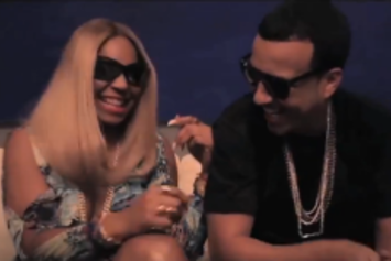 "French Montana Feat. Fabolous & Wale ""R&B Bitches (Trailer)"" Video"