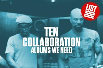 10 Collaboration Albums We Need