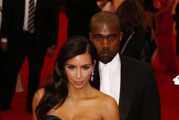 """Kanye West Previews Unreleased Song """"Awesome"""" During """"Keeping Up With The Kardashians"""" Finale"""